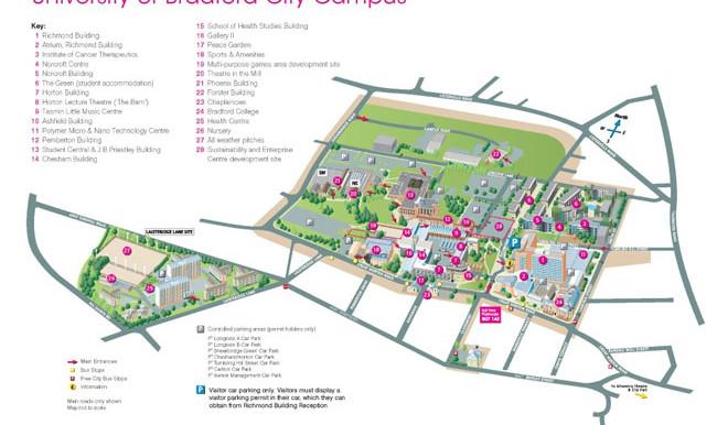 bradford-campus-map